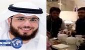 بالفيديو.. داعية إمارتي يحضر لأغنية تدعو للعشق والغرام يثير عاصفة جدل