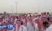 بالفيديو.. تشييع جثمان الشهيد الزهراني في القطيف