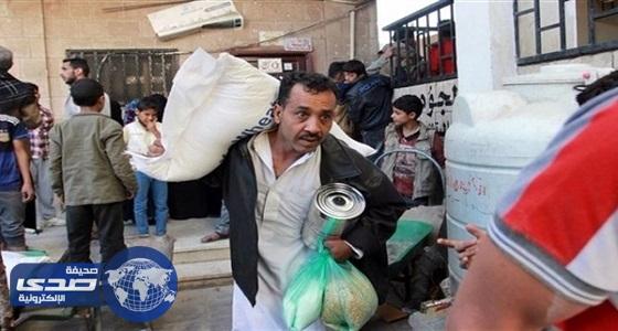 الحكومة اليمنية تطالب الأمم المتحدة بتغيير مسار ترحيل الإعاثة لضمان وصولها