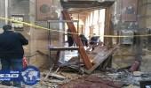 ارتفاع عدد ضحايا تفجير الكنيسة المصرية لـ21 قتيلا