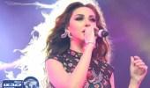 بالفيديو.. ميريام فارس تٌنافس شاب عراقي علي الرقص بحفل دبي
