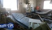 المرصد السوري: تدمير مركز طبي في بلدة عبدين بإدلب