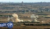 الجيش الإسرائيلي يرد على سقوط 3صواريخ من سوريا على الجولان
