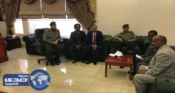 مدير جوازات عسير يبحث مع قنصل أثيوبيا آليات إنهاء أوضاع المخالفين الإثيوبيين