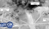 """بالصور.. الجيش الأمريكي يكشف حجم خسائر """" الشعيرات """""""