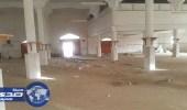 بالفيديو.. مواطن يوثق الحالة المتردية لمسجد بتنومة لوقف أعمال ترميمه