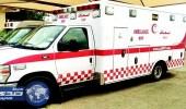 إصابة طالبة سقطت من أعلى مدرسة ثانوية بسكاكا