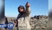 """بالفيديو.. """" جثث وأشلاء """" المقاتلين في تعز اليمنية"""