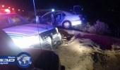 مخمور يحاول الاصطدام بدورية أمن الطرق بمكة
