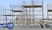 بالفيديو.. تطوير مكة تعلن قرب الانتهاء من تظليل الممرات الموصلة لرمي الجمرات