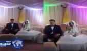 بالفيديو.. عروس مغربية ترفض الأغاني وتتلو القرآن في ليلة زفافها