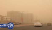 موجة غبار مع ارتفاع درجات الحرارة بعدد من المناطق بداية من اليوم