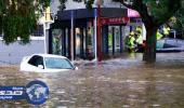 مقتل امرأتين جراء الفيضانات في أستراليا