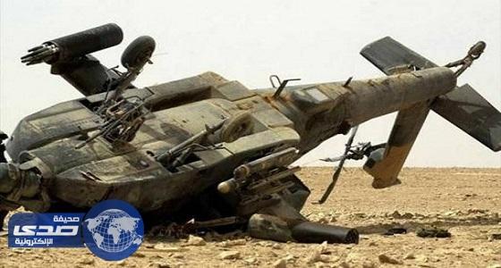 تحطم طائرة عسكرية أثناء طلعة تدريب بسبب عطل فني
