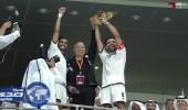السد بطلا لكأس قطر للمرة الأولى في تاريخه