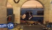 روسيا تعلن العثور على أشلاء منفذ هجوم مترو سان بطرسبرج
