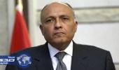 «عاصفة ترابية» تؤجل زيارة وزير الخارجية المصري للخرطوم