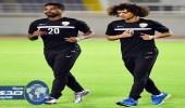 الشمراني يتلقي الإشادة من قطر