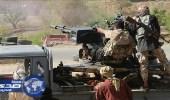 مقتل 7 انقلابيين في مواجهة مع الجيش الوطني