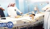 اعتداء من مقيم على حارس امن  واستغلاله لسكن المستشفى بسراة عبيدة