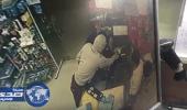 بالفيديو.. سطو مسلح علي محل تجاري في القطيف