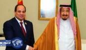 """وزير الخارجية المصري يبحث مع """" الجبير """" الإعداد لزيارة """" السيسي """" للمملكة"""