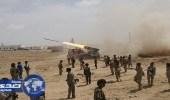 الجيش اليمني يحكم حصار مدينة ميدي