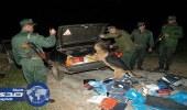ضبط أشخاص ينتحلون صفة ضباط لإبتزاز مهربو أحذية في المغرب