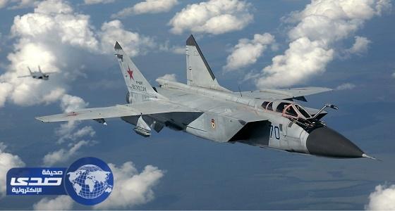 تحطم طائرة عسكرية روسية في سيبيريا