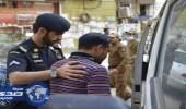 شرطة القصيم تضبط 2887 مخالفاً في مارس