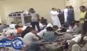 حقوق الإنسان تكشف حقيقة فيديو متداول لعشرات الموقوفين في ظروف سيئة