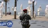 بالصور.. فساتين زفاف ملطخة بالدماء احتجاجا على قانون حماية المغتصب في لبنان