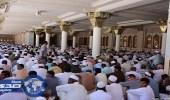 إمام المسجد النبوي يدعو للتوحيد ونصر الموحدين وحسن عاقبتهم