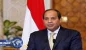 الرئيس المصري يغادر إلي الرياض في زيارة رسمية