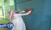 إغلاق 32 محلا مخالفا بأحد الأسواق جنوب الرياض