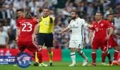 فيدال يهاجم حكم مباراة بايرن وريال مدريد