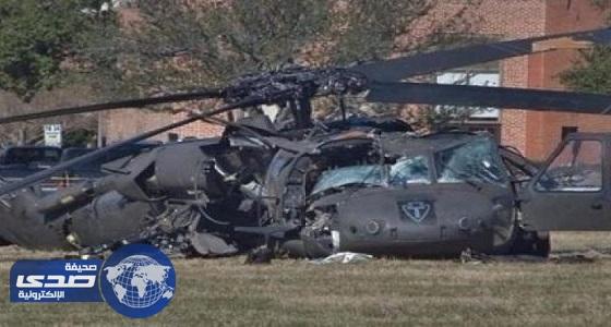 مقتل وإصابة 3 أشخاص في تحطم طائرة عسكرية بأمريكا