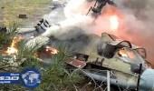 مقتل 8 في تحطم طائرة عسكرية في كوبا