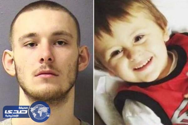 بمساعدة والدته.. شاب يغتصب ابن حبيبته حتي الموت