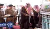 أمير الباحة يرعى حفل اختتام الأنشطة الثقافية والتعليمية في سجون المنطقة