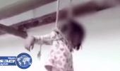 صيني يشنق ابنته ويرسل الفيديو لزوجته .. والسبب!