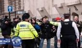شرطة لندن تتهم 3 رجال بشأن اعتداءات إرهابية مزعومة في بريطانيا