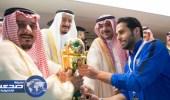 عبدالرحمن بن مساعد: مبروك للهلاليين