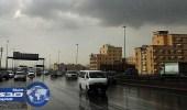 هيئة الأرصاد تتوقع استمرار الأمطار الرعدية وتحذر من مخاطر تقلبات الطقس