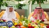 بالصور.. أمير الرياض يرعى حفل «إنسان»