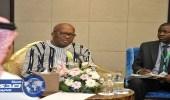 رئيس بوركينا فاسو: المملكة لها دورا رياديا في حفظ الأمن ومكافحة الإرهاب