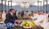 خادم الحرمين يستقبل ملك الأردن في قصر السلام