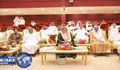 «وكيل محافظة المخواة» يرعى حفل تكريم المعلمين المتقاعدين بتعليم المخواة