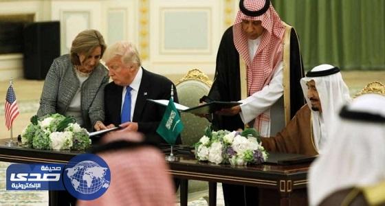 صحيفة بريطانية: المملكة تجني نتائج اقتصادية وسياسية عملاقة بعد صفقة أمريكا