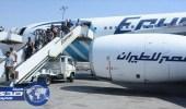 حريق بمحرك طائرة مصر للطيران يؤجل الرحلة المتجهة إلى بكين 3 ساعات